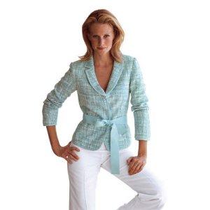 Veste style couture