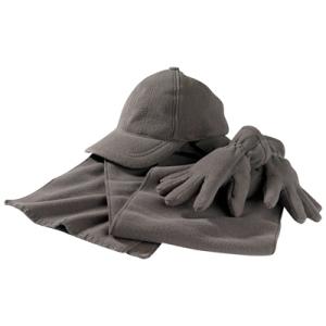 ensemble enfant casquette+écharpe+gant REDOUTE CRÉATION