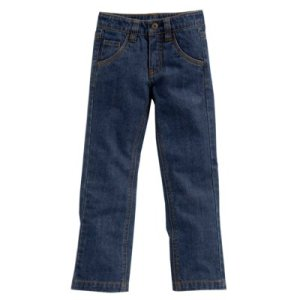 Pantalon enfant fille denim
